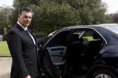 David Moss Chauffeur